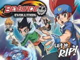 Speel als Genka of als een van de andere helden uit de Beyblade-serie!