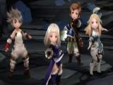 Gebruik een gevarieerde party van karakters om door het spel heen te komen.