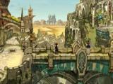 Dit spel heeft een prachtige grafische stijl.