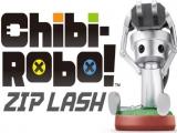 Chibi-Robo heeft zelfs zijn eigen amiibo-figuurtje gekregen. Is hij niet schattig?