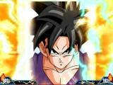 Goku is slechts één van de meer dan honderd speelbare personages.
