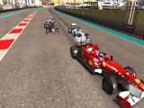 In de Formula 1 geldt de gouden regel: rechtdoor gaat het snelst!