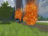 Er zijn ook gevaren aanwezig, zoals brand!