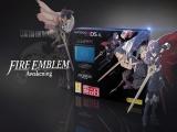 De game is ook beschikbaar als bundel met een speciale 3DS XL met Fire Emblem design.