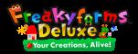 Afbeelding voor Freakyforms Deluxe Your Creations Alive