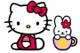 Afbeelding voor  Hello Kitty Picnic with Sanrio Friends