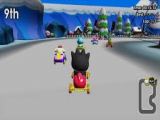 Hello Kitty and Sanrio Friends 3D Racing: Screenshot