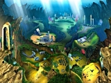 Aanschouw Atlantis, de stad die er na honderden jaren van watererosie nog hetzelfde uitziet.