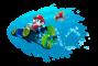 Geheimen en cheats voor Mario Kart 7