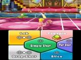Het spel is te besturen met de knoppen of met het touch-screen.