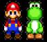 Afbeelding voor  Mario and Yoshi