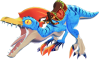 Afbeelding voor  Monster Hunter Stories