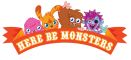 Afbeelding voor  Moshi Monsters Moshlings Theme Park