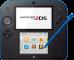 3DS Hardware beschrijving Nintendo 2DS