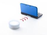 De Nintendo 3ds NFC Reader verbindt door middel van infrarood met de Nintendo 3ds.