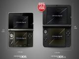 De grootste schermen ooit op een handheld; 90% groter dan die van de <a href = http://www.mario3ds.nl/Nintendo-3DS-spel.php?t=Nintendo_3DS>3DS</a>!