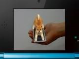 Met de AR-kaart kun je je diertje in de echte wereld zien en vasthouden. Foto's maken kan ook!