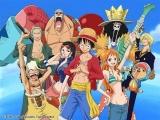 Speel als de voltallige piratenbende uit de One Piece-anime en -manga!