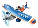 Vlieg met je Mii in coole vliegtuigen!