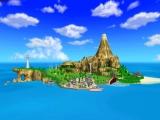 Vlieg rond het eiland wat je waarschijnlijk wel kent van Wii Sports Resort!