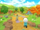 Wat ziet de Pokémon wereld er toch vredig uit.
