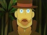 Oh ja, Layton is een eend in dit spel, was ik dat vergeten te zeggen?