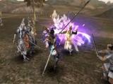 Verwissel van personage tijdens gevechten met een druk op het touchscreen.