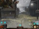 Dit is een rustige game met grimmige omgevingen.