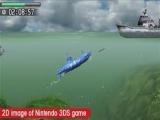 In dit spel bestuur je je eigen duikboot. Groot of klein, kies met een tactische gedachte.