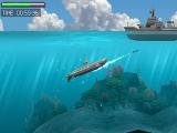 Laat met je raketten dit schip naar de bodem van de oceaan zinken.