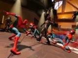 Spiderman, gebruik Double Team! Its super effective!
