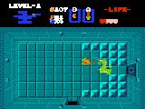 Ook in deze versie zitten pittige dungeons vol monsters en gevaren!