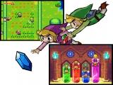 Ook al moeten de Link's eigenlijk samenwerken, zit er alsnog wat competitiviteit in dit spel.