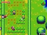 Net zoals in eerdere spellen kunnen de Link's ook hier voor eeuwig als grasmaaier dienen.
