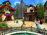 Ga op verkenning in het mooie Hyrule Castle Town.