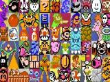 Duik in de geremixte wereld van veel NES-klassiekers van Mario, Zelda en anderen!
