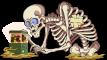 Afbeelding voor  Yo-Kai Watch 2 Skeletspoken