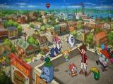 Speel als Nate en probeer vrienden te worden met alle Yo-Kai.