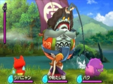 Neem het op tegen krachtige baas Yo-Kai zoals SV Snaggerjag hier.