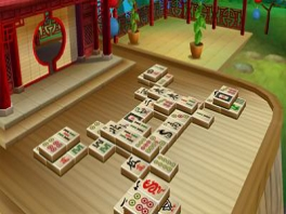 Mahjong wordt al eeuwen gespeeld in Japan.