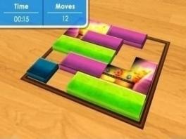 Deze game heeft niet echt speelbare karakters, alleen een hoop klassieke spellen en puzzels!