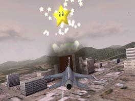 Er zitten verschillende Nintendo-items verwerkt in het spel.
