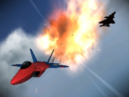 Ace Combat 3D: Cross Rumble + is geoptimaliseerd voor de <a href = https://www.mario3ds.nl/Nintendo-3DS-spel.php?t=New_Nintendo_3DS target = _blank>New Nintendo 3DS</a>.