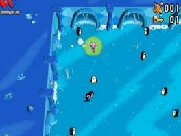 Waarom we in een kerker met pinguïns zitten? IK WEET HET NIET!