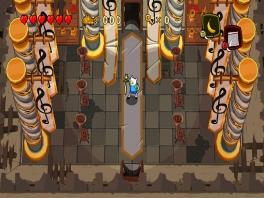 Elk personage heeft een standaard wapen en een speciale aanval.