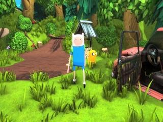 afbeeldingen voor Adventure Time: Finn and Jake Investigations