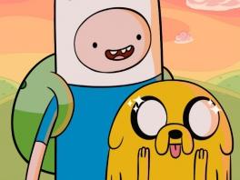 Ga op avontuur met Finn & Jake!