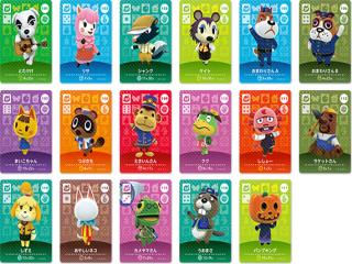 Scan amiibo-kaarten in om desbetreffende personages in het spel te laten verschijnen.