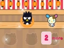 Die pinguïn ziet er niet uit alsof hij er lol aan beleeft...