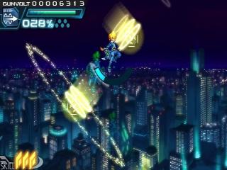Voor fans van de Mega Man-serie zal de gameplay zeker en vast bekend voorkomen.